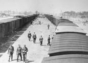 SS guards- Auschwitz 2