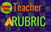 Teacher Rubric