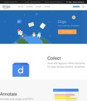 Diigo - online notetaker