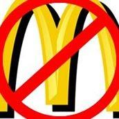 No McDonalds!