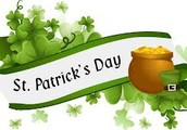 Enjoy a great day of Green Beer and Dinner with Friends