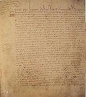 1598 Edict of Nantes