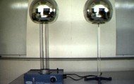 Two Van de Graaf Generators