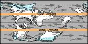 Horse Latitude locations