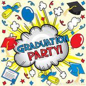 Madison Hammonds Graduation Party