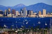City: San Diego