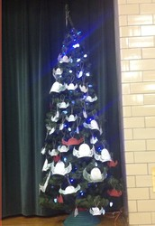 Warrior Angel tree Donations