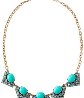 Rory Necklace in Blue £35