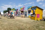 Our food stands and Gift shops!!