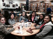 Lunch in the Library