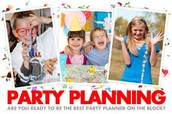 Party Planning Company