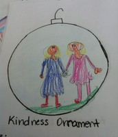 Kindness Ornament 2