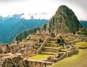 Inca ruins🏺