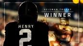 Winning the Heisman Trophy