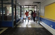 Security Vestibule
