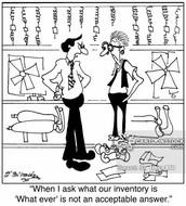 Bi-Weekly Inventory Checks