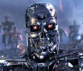 the robots...