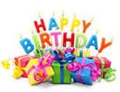 My Birthday!!!