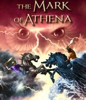 Cover for Mark of Athena