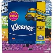 Kleenex and Germ-X Drive in Honor of American Education Week.