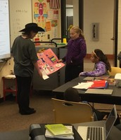 Biography presentations in Reading