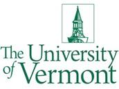 #3 University of Vermont
