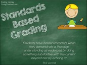 Standards-Based Grading Conference Presentation