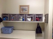 Organize your laundry room!