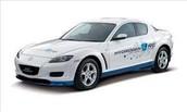 Mazda Hydro car