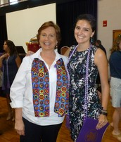 TPCA Grad Receives Sigma Theta Tau Nursing Honor
