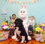 McConnell Family Terrorizes Easter Bunny