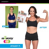 Stacy Parker - Isagenix Lifestyle Coach