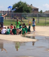 Field Day water games!