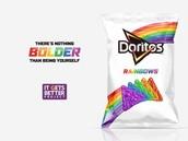 Doritos LGBT Pride Campaign