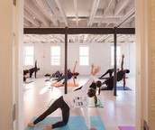 The Yoga Bar - 3 Classes for $30 (10/15-10/22)