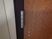 Classroom Door Hinge