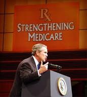 President George W. Bush domestic policies