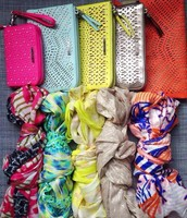 Scarves, Purses, Cover Ups