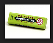 Double Mint chewing gum