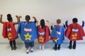 Super Habit Heroes!