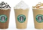 Legendary Frappuccinos
