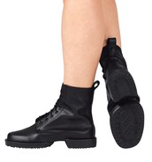 Black Hip Hop Boot