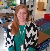 Emma Breeden, 2nd Grade Teacher