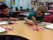 Multiplication Practice in Ms. Fastero's Class!