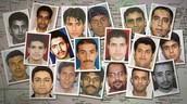 Alleged 911 Hijackers