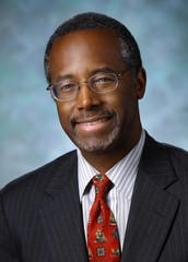 Dr. Ben Carson Contacts
