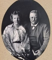 Teddy's first wife