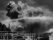The atomic bombing in japan