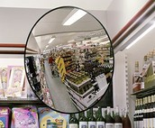 Our store sells convex mirrors the most knowledgeable store!