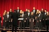 HS Choir Uniforms